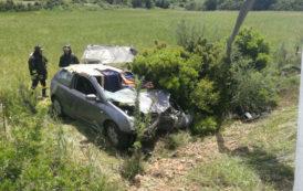 NUXIS, Incidente sulla statale 293: muore un quarantaduenne di Cagliari