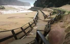 SULCIS, Dopo le intense giornate di maltempo richiesto lo stato di calamità naturale