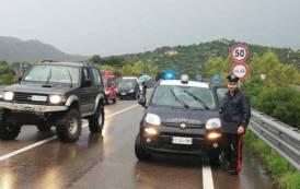 SARRABUS, Maltempo: interventi precauzionali a Castiadas e San Vito