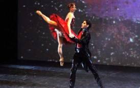 """CAGLIARI,  Una storia fiabesca raccontata attraverso la danza: """"Il mantello di pelle di drago"""""""