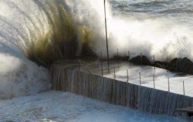 METEO, Allerta della Protezione Civile per vento, mareggiate e gelo da domani a sabato 7