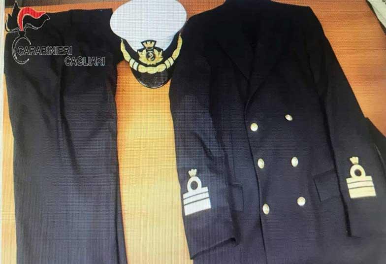 """eda6c9c5b90 """"Sono un comandante della Marina"""", così si presentava millantando di essere  un militare. Altre volte si presentava come il 'braccio destro'  dell'armatore ..."""