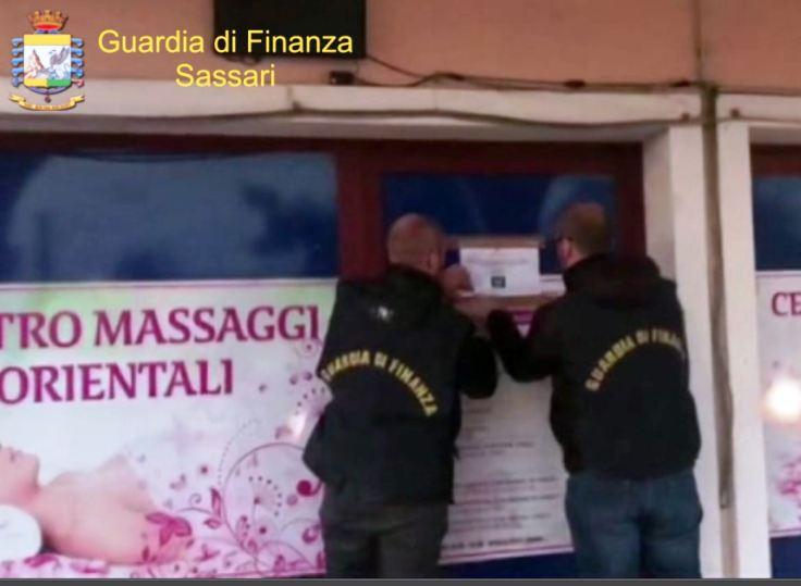 video italiani centro massaggi orientali