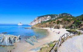 Il pellegrinaggio minerario attraverso il Geoparco della Sardegna (Sasha O' Rourke)
