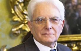 REGIONE, Presidente Mattarella 26 febbraio a Cagliari per celebrazioni dei 70 anni dell'Autonomia sarda