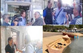 """IMMIGRAZIONE, Altri sbarchi di algerini nel Sulcis. Il fenomeno anche su """"Matrix"""" a Canale 5"""