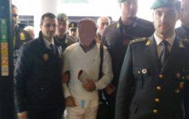 ROMA, Arrivato in Italia Mario Mele, latitante dal 2013: evasi milioni di euro e scappato in Kenya