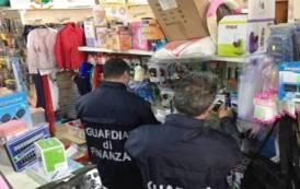 SELARGIUS, Sequestrati oltre 400 articoli tessili privi delle indicazioni sull'importatore comunitario