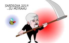 MIRABILIA, In Sardegna con 'su Moiranu' la storia si ripete…