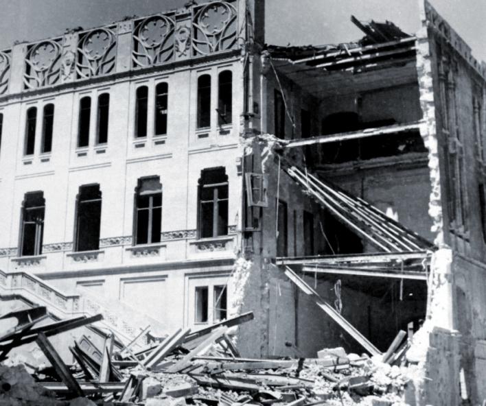 Immagini e filmati inediti per raccontare la guerra aerea in Sardegna nella Seconda Guerra Mondiale (Alberto Monteverde)