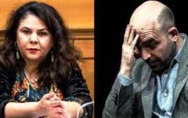 CAESAR, Vite parallele di Saviano e Murgia: l'allieva punta a superare il maestro