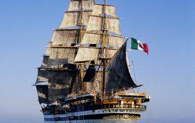 CAGLIARI, Nave scuola Vespucci torna in Sardegna: al Porto dal 30 aprile al 2 maggio