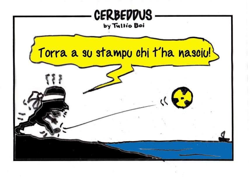 CERBEDDUS, La Sardegna dice 'No' alle scorie nucleari