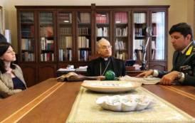 TEMPIO, Donati alla Caritas di Olbia oltre 7.000 capi sequestrati dalla Guardia di Finanza