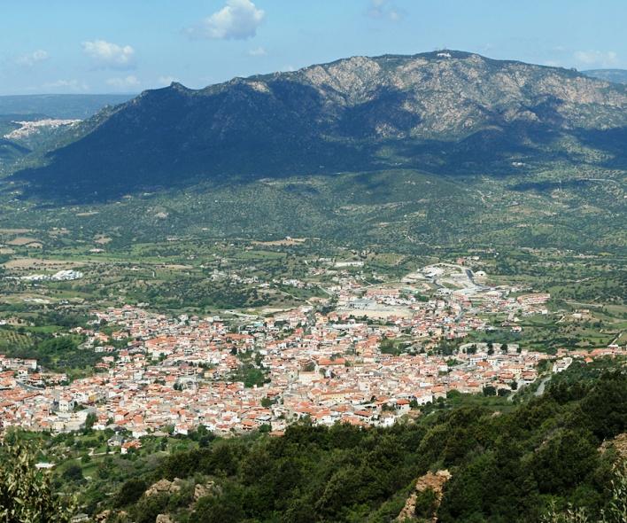 OLIENA, Nasce il Museo del vino, valorizzando il paese del Corrasi nel circuito 'Sentieri di vini'