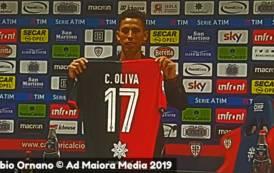 """CALCIO, Oliva: """"Pronto per giocare. Momento giusto per arrivare in Europa"""""""