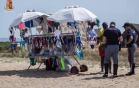 CABRAS, Fine settimana di controlli nella spiaggia di Is Arutas (IMMAGINI)