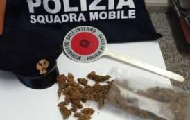 ORISTANO, In autobus con un etto di marijuana: denunciato per spaccio 18enne di Cuglieri