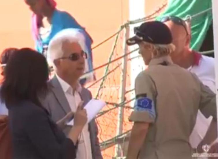 """IMMIGRAZIONE, Assessore Paci: """"Sardegna fa sua parte nell'accoglienza. Basta al razzismo latente"""" (VIDEO INTERVISTA)"""