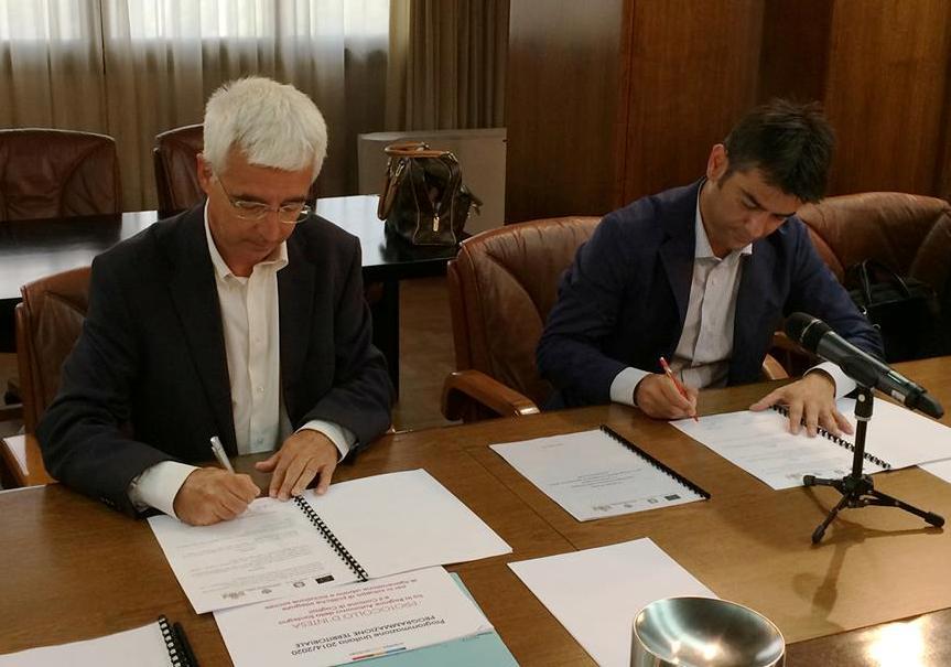 FONDI EUROPEI, Protocollo da 55 milioni firmato da Regione e Comune di Cagliari