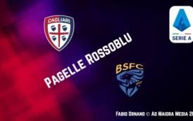 CALCIO, Cagliari-Brescia: le pagelle rossoblu