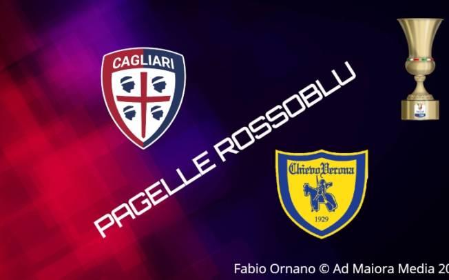 CALCIO, Le pagelle rossoblu di Cagliari-Chievo