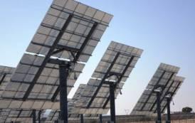 ENERGIA, Inaugurato ad Ottana impianto solare sperimentale