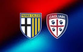 CALCIO, Brutto risveglio per il Cagliari a Parma (2-0): male la difesa