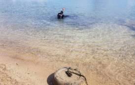 GALLURA, Rimossi alcuni 'corpi morti' e due pescatori sanzionati per dimensioni dei ricci