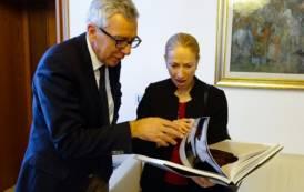 REGIONE, Progetto Aria: la vice ambasciatrice Usa in visita alla Carbosulcis ed a Villa Devoto