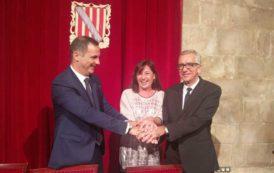 """REGIONE, Firmato accordo tra Sardegna, Corsica e Baleari. Pigliaru: """"Parliamo all'Europa con una voce sola"""""""