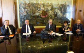 """REGIONE, Pigliaru presenta nuovi assessori: """"Uniti per le sfide importanti della seconda parte della legislatura"""""""
