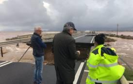 """MALTEMPO, Pigliaru: """"Interverremo anche con risorse regionali"""". Zoffili (Lega): """"Sosteniamo richiesta stato di calamità naturale"""""""
