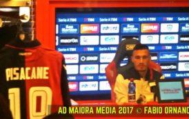 """CALCIO, Orgoglio Pisacane, """"Calciatore dell'anno"""": """"I miei valori sono gli stessi del Cagliari"""""""