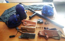 CAGLIARI, Dopo l'arresto, nuova perquisizione: sequestrate munizioni e detonatori