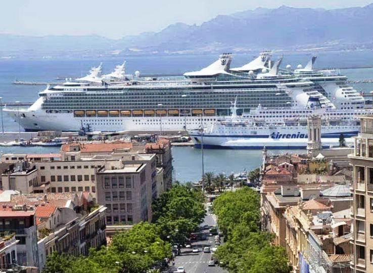 TURISMO, Il Porto di Cagliari al Seatrade Cruise Global di Fort Lauderdale in Florida