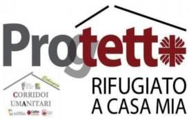 """CAGLIARI, Due giovani eritrei accolti dalla Caritas nel progetto """"Protetto. Rifugiato a casa mia-Corridoi umanitari"""""""