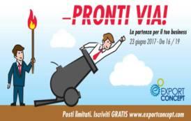 """CAGLIARI, Venerdì 23 giugno """"Pronti via"""": si parla di start up e di business"""