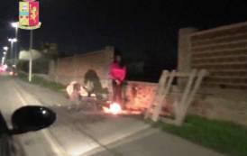 SASSARI, Viaggi dalla Nigeria, attraverso la Libia, per giovani da far prostituire: arrestati 3 nigeriani (VIDEO)