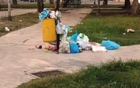 ISTANTANEA, Incuria e mancanza di senso civico nella gestione dei rifiutia Quartu Sant'Elena