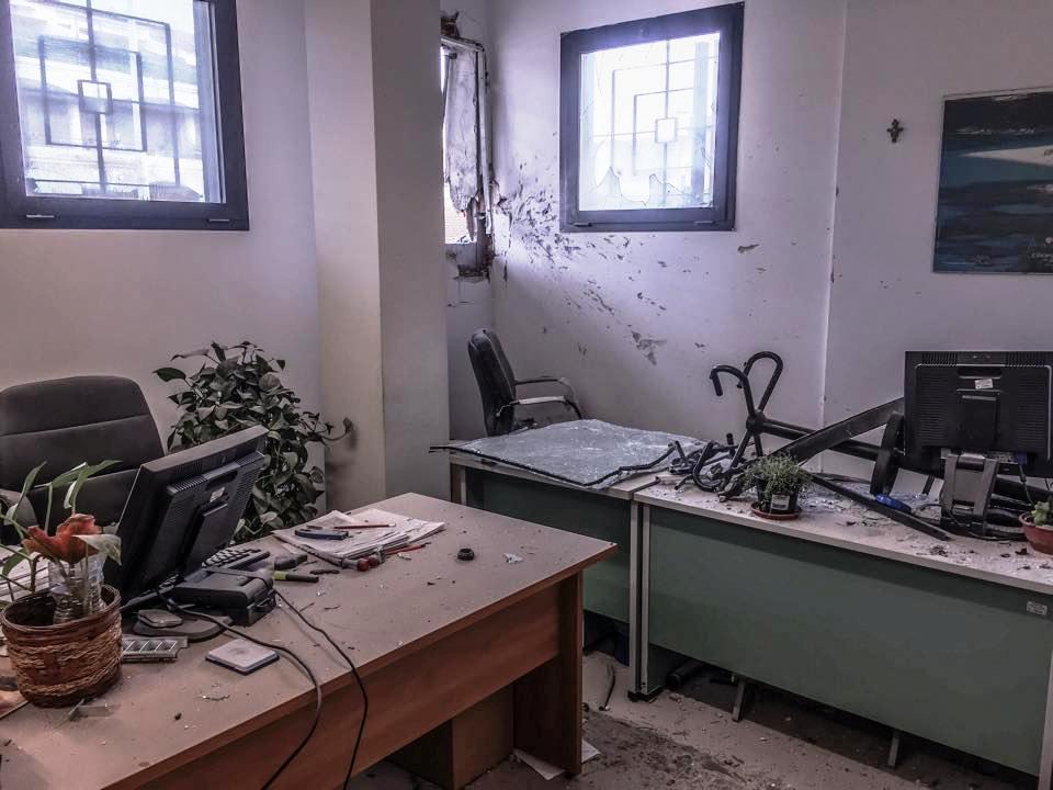 QUARTU S.E., Attentato al Palazzo civico: Istituzioni chiedono rispetto degli impegni presi dal Governo sulla sicurezza in Sardegna