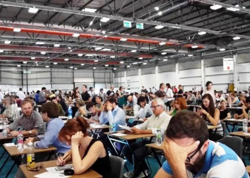 La testimonianza di un giornalista sardo tra i 3.000 partecipanti al 'concorsone' Rai (Alessandro Zorco)