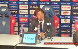 """CALCIO, Rastelli dopo Cagliari-Atalanta: """"Vittoria importante, ritorniamo a respirare"""""""