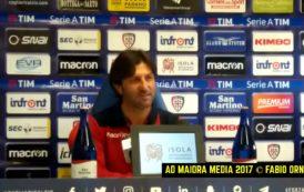 """CALCIO, Rastelli prima di Crotone-Cagliari: """"Prova di maturità. Vincere cambierebbe strategie tattiche future"""""""