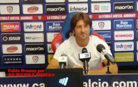 """CALCIO, Rastelli: """"Abbiamo fatto noi la partita, ma con ritmi troppo bassi"""""""