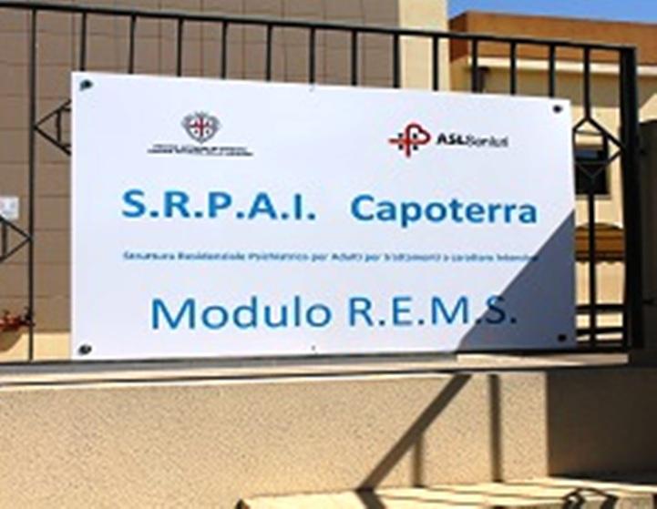 CAPOTERRA, Il 'Mostro di Foligno' sarà ospitato per 3 anni in una struttura sanitaria di sicurezza