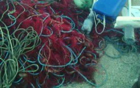 LA MADDALENA, Sanzione e reti sequestrate per pesca in zona vietata nel Parco Nazionale