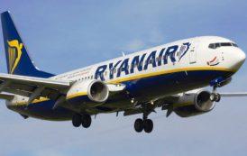 TRASPORTI, Ryanair aggiunge 7 nuove rotte da Cagliari: Manchester, Dusseldorf, Porto, Siviglia, Valencia, Varsavia e Baden-Baden
