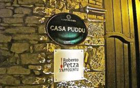 """SIDDI, Da """"S'Apposentu"""" dello chef stellato Petza un 'saluto' che sa di 'addio'"""