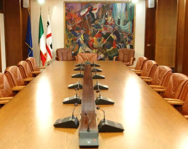 REGIONE, Pigliaru annuncia i nuovi quattro assessori: Argiolas, Dessena, Spanu e Caria